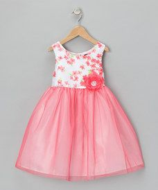 This would make a cute flower girl dress.....