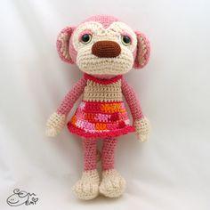 Lulu in a brand new Dress! by enna design, via Flickr