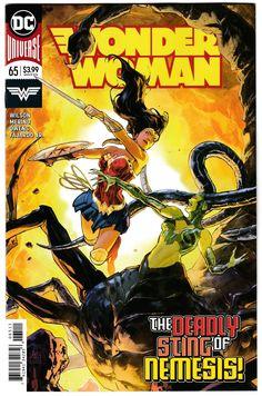 Wonder Woman #66 Main Cvr NM DC, 2019