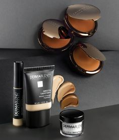 We've got this covered! Fashion Fair and Dermablend face makeup