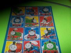 Thomas the Train Stickers