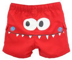 Bermuda baño niño Babys, Trunks, Swimming, Smile, Swimwear, Fashion, Templates, Pants, Life
