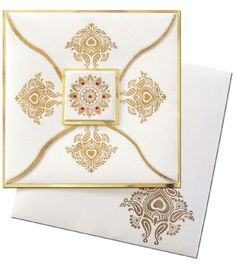 Sober and elegant. These cool and classy invitation cards will set the right tone for your upcoming stylish event.