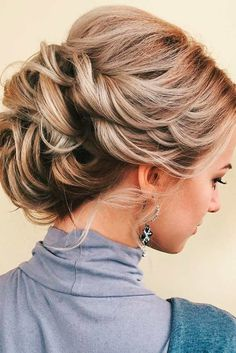 Trendy Updo Hairstyles for Medium Length Hair ★ See more: http://lovehairstyles.com/updo-hairstyles-for-medium-length-hair/