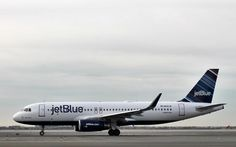 JetBlue with winglets