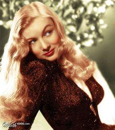 most beautiful coins | ... most beautiful woman to ever grace the silver screen is veronica lake