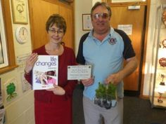 The Salisbury Lions club donated more than 100 saplings as part of our One Million Trees Campaign.