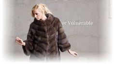 Fur garments made of mink, chinchilla, sable and swakara Sable Fur Coat, Fur Coats, Fur Fashion, Chinchilla, Furs, Luxury, Lady, Women, Style