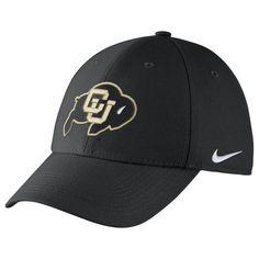 Colorado Buffaloes Nike Swoosh Performance Flex Hat - Black