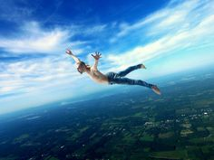Free Falling by Luna Messi on 500px