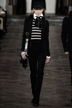 Ralph Lauren Fall 2013 Ready-to-Wear Collection