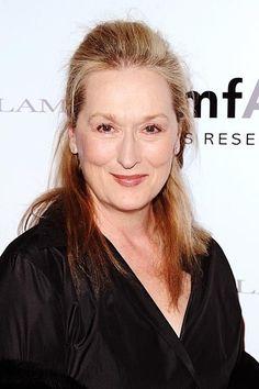 Oblong Face - Meryl Streep