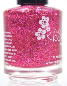 KBShimmer Winter Collection for 2014 Turnip the Beet'