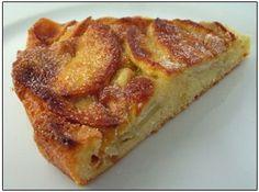 be wp-content uploads 2008 01 recept-appeltaart. Great Desserts, No Bake Desserts, Dutch Recipes, Sweet Recipes, Apple Pie Cake, Canadian Food, Healthy Cake, Dessert Drinks, Sweet Treats