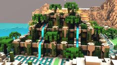 HangingGardens Minecraft Project