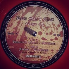 #nowspinning Dead Man's Chest - Farseer EP. Ingredients Records: RECIPE 49 (2016). 3rd installment and hopefully not the last. Pressed on orange vinyl and another excellent piece of artwork. Worthy of ears and eyes. #dnb #drumandbass #drumnbass #jungle #hardcore #deadmanschest #ingredients #alexeveson #vinyl #vinyljunkie #record #recordcollector #recordcollection #recordplayer #igvinylclub #igvinylcommunity #instavinyl