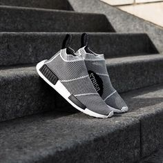 Adidas unveils their newest NMD creation, the City Sock. It's basically a sock with a sole and we love it.