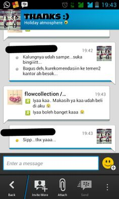 customer flowcollection