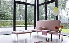 """couch """"The Rits"""" by Bertjan Pot for Gelderland"""