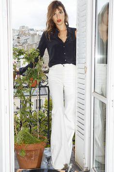Jeanne Damas partage ses secrets et ses inspirations pour la Fashion Week à Paris