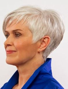 8 Awesome Diy Ideas: Women Hairstyles Over 50 Classy women hairstyles for fine hair.Women Hairstyles Over 50 Grey Hair. Short Sassy Haircuts, Short Hairstyles Over 50, Mom Hairstyles, Short Hairstyles For Women, Trendy Hairstyles, Pixie Haircuts, Hairstyle Ideas, Updos Hairstyle, Braided Hairstyles