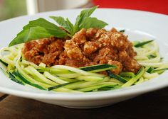 Paleo Spaghetti #MultiplyDelicious