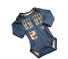 Little Police Box 69 Month Size by cichemom on Etsy