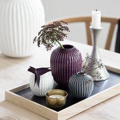 Kähler Hammershøi vases