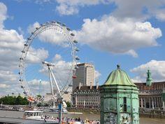 Beste Aussichten: das London Eye