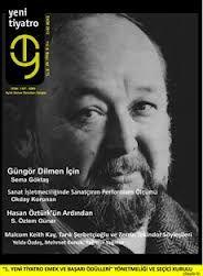 yeni tiyatro dergisi