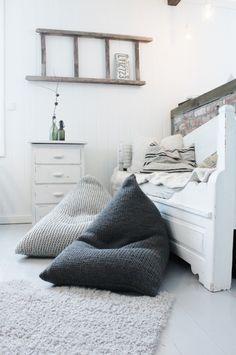 Les coussins de sol en décoration - FrenchyFancy