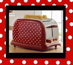Abby Polka Dots   Double Dose of Polka Dots - Dotty Kitchen Appliances!