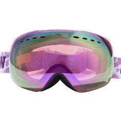 96fec61ee83c Men Women Winter Ski Goggles Double layers Outdoor Sport Anti-fog Eyewear  Snowboarding Cycling Skiing