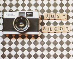 Just Shoot #Yashica