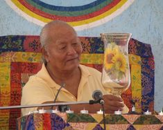 Namkai Norbu Rinpoche