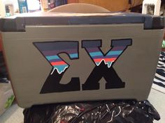 sigma chi letters cooler patagonia
