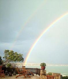 Rainbow Orizontes view hotel Katakolo ilia Greece www.orizonteshotel.gr