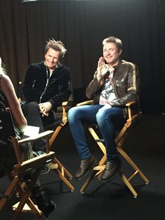 Check out Duran Duran on The Today Show - behind-the-scenes at Barclays Center with Jenna Bush Hager! http://duran.io/1r0ndE7