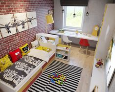 Child room (дизайн+виз) on Behance