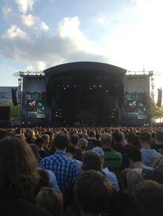 Die Toten Hosen in Hannover, Der Krach der Republik Tour 2013   ich war dabei! #dietotenhosen