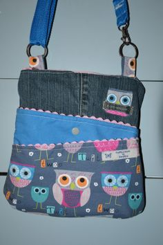 CheRRy's World - zicky zacky bag