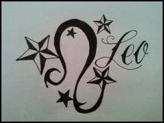 Leo Lion Tattoos, Leo Symbol Tattoos, Zodiac Signs Leo Tattoo, Zodiac Signs Symbols, Astrology Tattoo, Celtic Tattoos, Symbolic Tattoos, Astrology Signs, Astrological Sign
