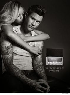 Rihanna launches her first men's fragrance 'Rouge Man by Rihanna'