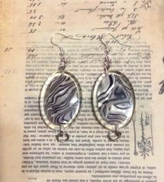 Earrings by RoseyJohnny on Etsy