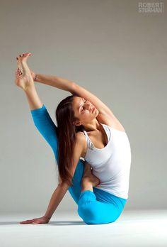 hard single yoga poses