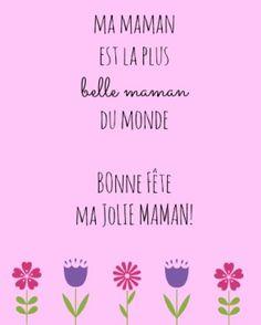 Free French Mother's Day Cards Cartes a imprimer pour la fete des meres.
