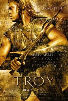 Troy-Another GREAT movie ! One of my favorite scenes is when Priam goes to get Hector's body from Achilles and teaches him a big lesson in humility. It's the first time in Achilles' life he has to consider the feelings of somebody other than himself.