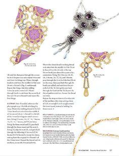 по бисеру | Записи в рубрике по бисеру | Дневник мир47 : LiveInternet - Российский Сервис Онлайн-Дневников Beaded Necklace, Necklaces, Bracelets, Beadwork, Beading, Embroidery Jewelry, Rubrics, Stitches, Swarovski