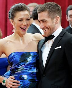 """Jake and Maggie Gyllenhaal: """"The thing that's great about family is the honesty. When you do work [like we do], it's nice to have someone to say 'Yeah, I believed that, but I didn't buy that,' Jake told Anderson Cooper."""
