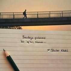 #secde #af #namaz #aşk #sözlerköşkü